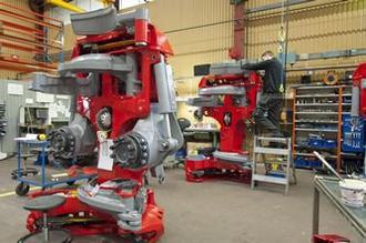 Målsettingen til Log Max i år er en produksjon på over 400 aggregater.