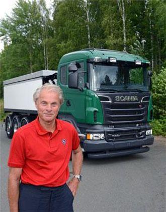 Sandro Grimpe i Scania-Bilar er ansvarlig for avtalen.