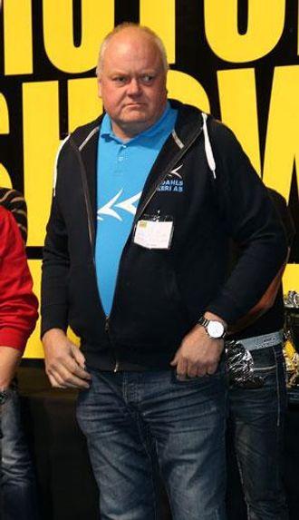 Ralf Ekdahl er administrerende direktør og nå tidligere eier av Ekdahls Åkeri