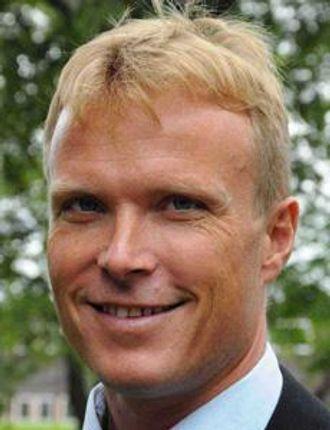 Adm. direktør Ragnar Reitan i Nordisk Fundamentering AS.