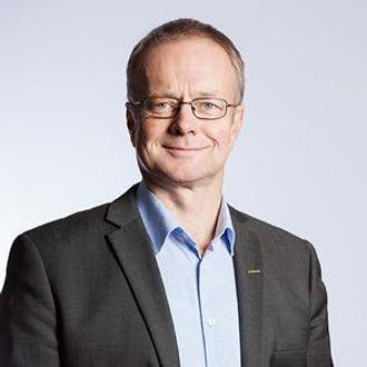 Arild Østgård, adm. direktør i Peab - Bjørn Bygg.