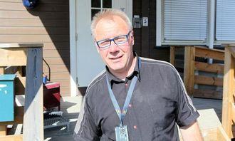Prosjektleder Taale Stensbye på Fellesprosjektet E6-Dovrebanen i dag.