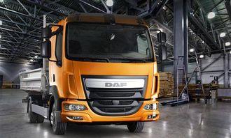 Nye DAF Euro 6 LF.