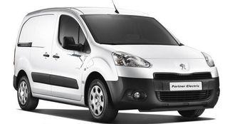 Den nye Peugeot Partner Electric er valgt som varebilen som inngår i avtalen.