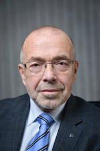 Per Madsen, forbundsleder i Norges Lastebileier-Forbund.