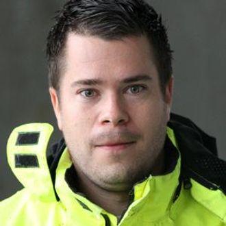 Thor Kvam, avdelingsleder for spesialasfalt i NCC Roads.