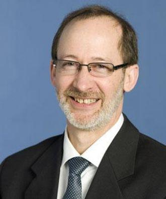Carl Johan Almqvist, trafikk- og produktsikkerhetssjef i Volvo Trucks.