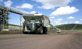 Den over åtte meter høye T284 kan komme opp i 57 kilometer i timen.