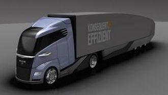 MAN Concept S fra 2010 inkluderer også en ny semitrailer-konstruksjon. Det hevdes at denne kombinasjonen vil bruke 25% mindre drivstoff enn en standard EU semitrailer-kombinasjon.