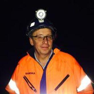 Prosjektleder Geir Anders Kildemo i Skanska.