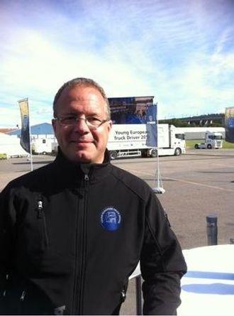 Scania-sjefen Martin Lundstedt lover å videreføre den populære konkurransen.