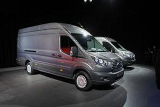 Ford Transit skal dekke det tyngste varebilsegmentet for Ford. Bilen er en verdensbil og skal lanseres i alle markeder inkludert Nord-Amerika. Bilen forventes å være klar for lansering høsten 2013.