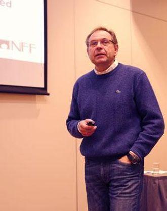 Eivind Grøv, SINTEF, er én av initiativtakerne til det nye kurset, og er leder av kurskomiteen.