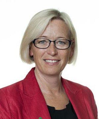Samferdselsminister Marit Arnstad.