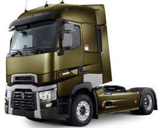 Renault T i høy utførelse - en verdig etterfølger til Renault Magnum.