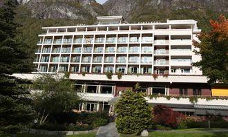 Gjett hvor Pon Equipment bor på Hotel Alexandra...