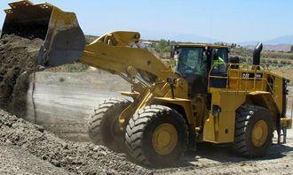 På Bauma viste Caterpillar nye hjullastere som også var i bruk i Malaga. Lansering i Norge vil skje i høst.