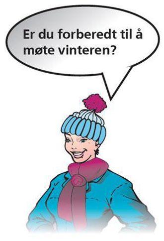 Donna Diesel foreligger nå i revidert utgave hvor nye bestemmelser om vinterdekk er tatt med.
