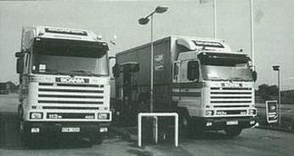EuroCargos sterkerste konkurrent, Scania TC400.