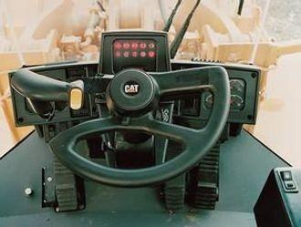 Command Control Steering ble viet mye plass i A&Ts reportasje.