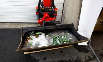 Ei skuffe øl, takk!