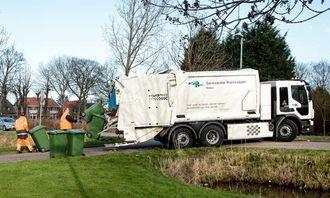 Renovasjonsselskapet Roteb i Rotterdam i Nederland har kjøpt to Volve FE Hybrid-lastebiler.