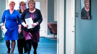 Regjeringen går for oljefritt Lofoten, Vesterålen og Senja