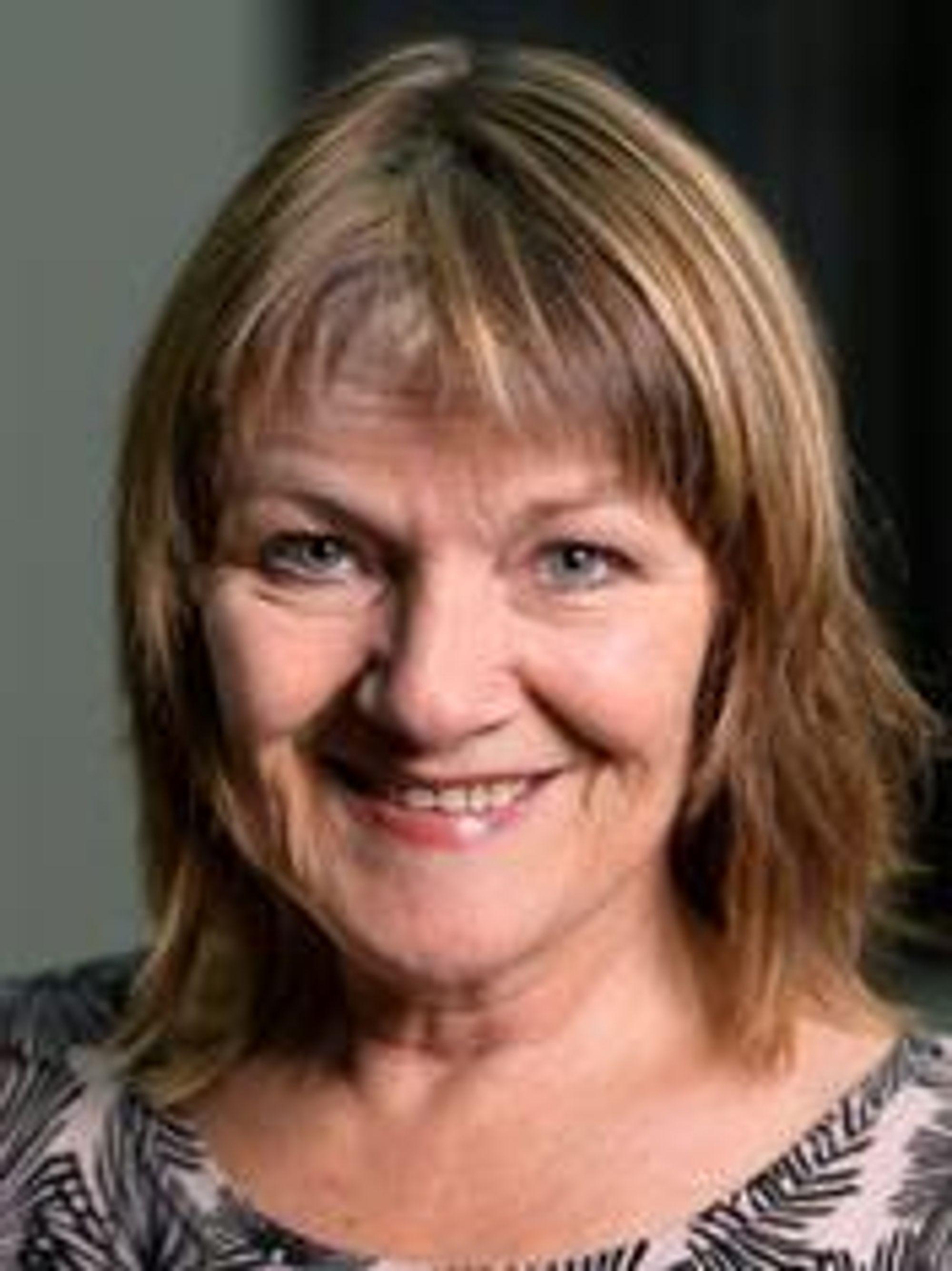 Gunn Kristin Sande, kommunikasjonsdirektør hos Helse Sør-Øst.