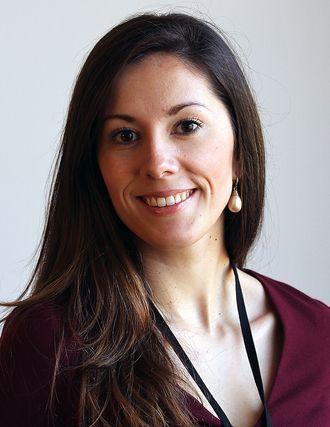 Hannah Atic er politisk rådgiver for kunnskapsministeren.