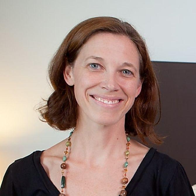 Forsker Rebecca Spencer.