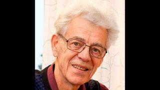 Pål Spilling, professor og utvikler av Internett hos UNIK på Kjeller.