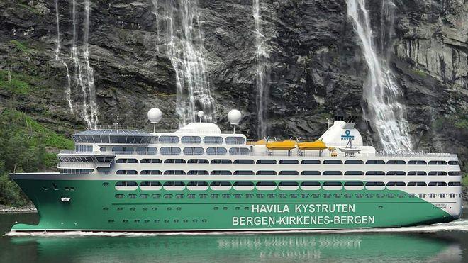 Nytt rederi gir Hurtigruten konkurranse på Kystruten