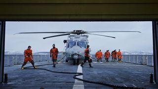 Vil punge ut for at også Kystvakten skal få nye NH90-helikoptre