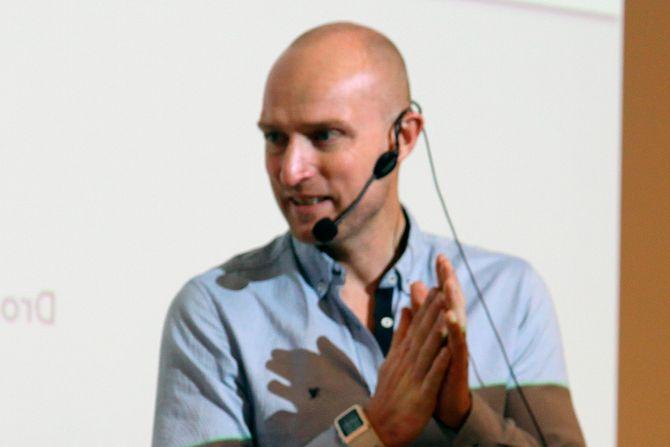 Trond Løge Hagen, høgskolelektor ved Seksjon for fysisk aktivitet og helse, DMMH.
