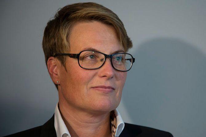 Tine Sundtoft, Klima- og miljøvernminister.