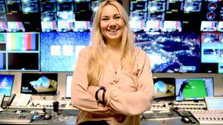 Sjefene strømmet ut. Så tok hun over. Nå vil Tine Austvoll Jensen gi det norske folk tidenes beste vinter-OL