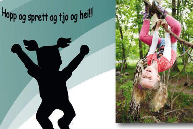 """""""Barn i bevegelse"""". Bilde hentet fra prosjektets brosjyre."""