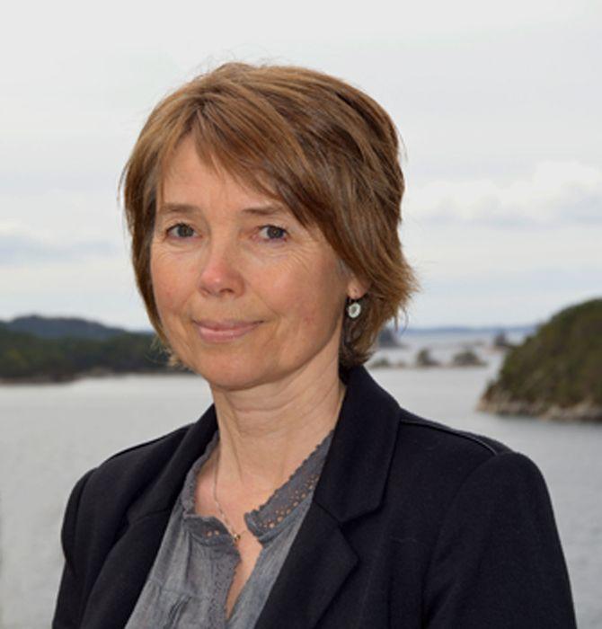 Forsker og seniorrådgiver i Statped, Siv Hillesøy.