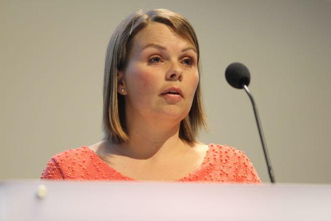 FUB-leder Marie Skinstad-Jansen.