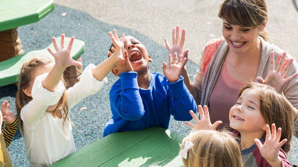 leker til barnehage