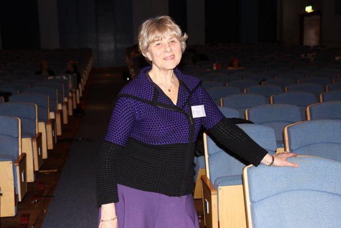 Professor Ingrid Pramling Samuelsson ved Gøteborg universitet.