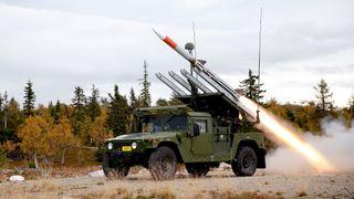 Oman kjøpte norske våpen for 1 milliard i 2017 - se landsoversikten