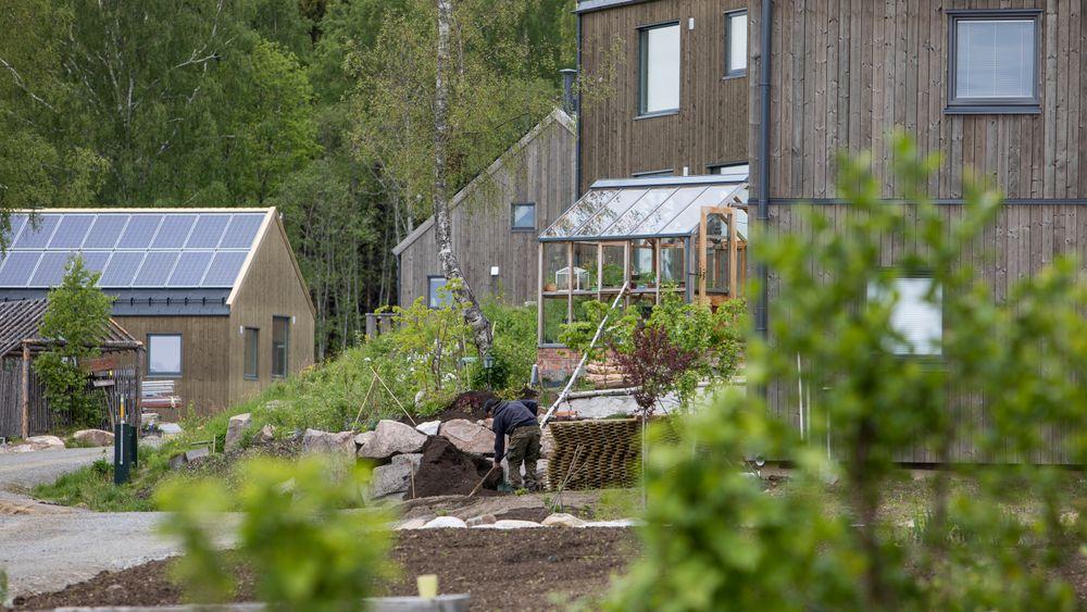 Beboerne i Hurdal økolandsby byttet i høst smarthussystem fordi det var ustabilt. Nå kan det gå mot et nytt bytte.