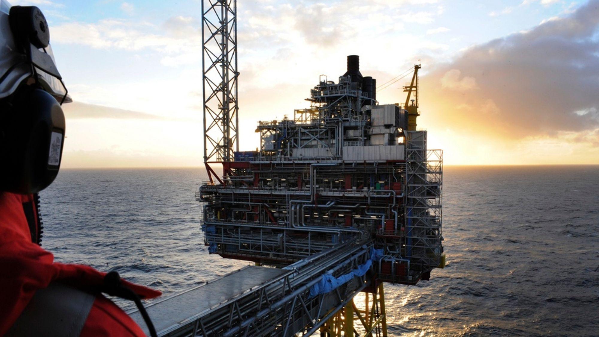 Statoil, her representert ved Oseberg-feltet, skal jakte nye teknologier og inviterer til en global konkurranse for gründere og innovatører.