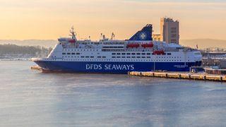 DFDS og Stena Line forbereder lading av elbiler om bord i fergene