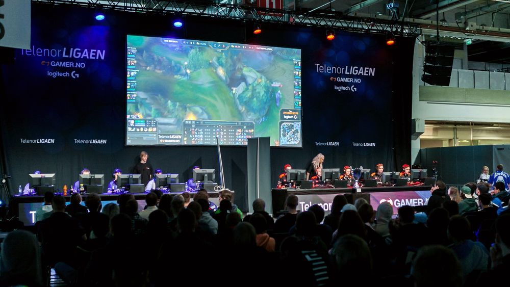 Telenorligaen og League of Legends returnerer søndag 18:00.
