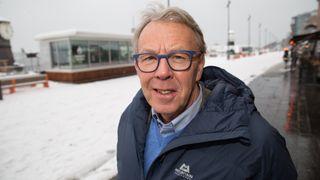 Per Morten Hoff, arbeidende styreleder i Anzyz Technologies