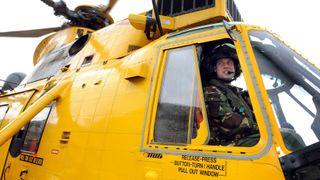 Prins William skal se på Norges nye redningshelikopter i Oslo