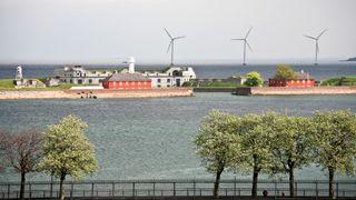 Dansk strømsystem kjørte uten store kraftverk i totalt 41 døgn