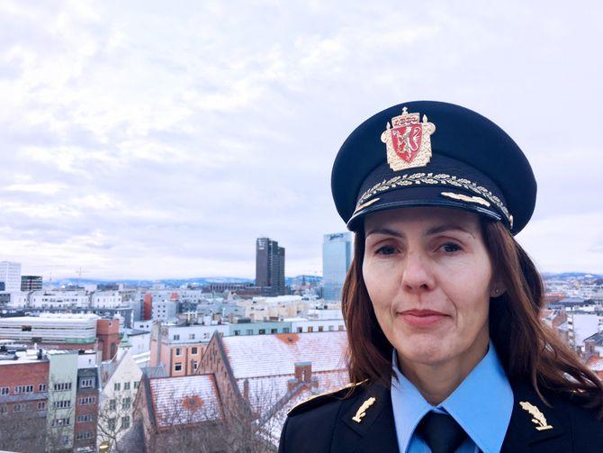 UNDERKOMMUNISERT: – Det har vært betydelig underkommunisert fra reformarbeidet ut i samfunnet at dette koster betydelige ressurser, som vi i mange tilfeller ikke har, sier politiinspektør Beate Brinch Sand ved Oslo politidistrikt.